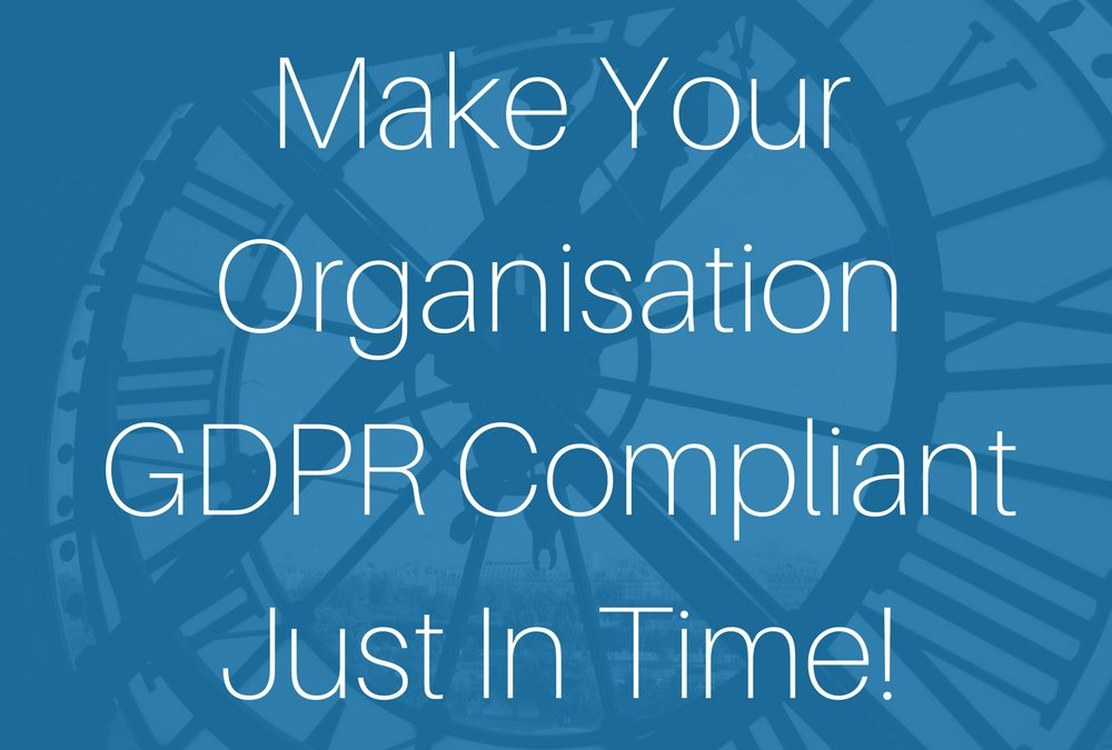 GDPR Compliance | The HR Booth GDPR Pack