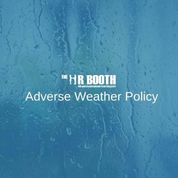 adverse weather policy download