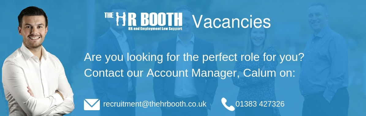 the hr booth vacancies