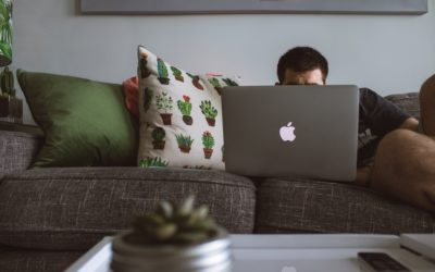 Working From Home by Ben Hugh