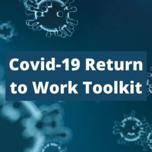return to work toolkit