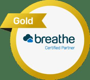 breathe hr gold partner