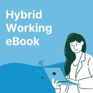 hybrid working eBook